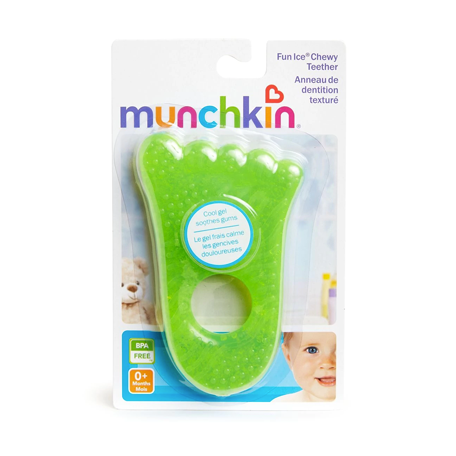 Fun Ice® Foot Chewy Teether